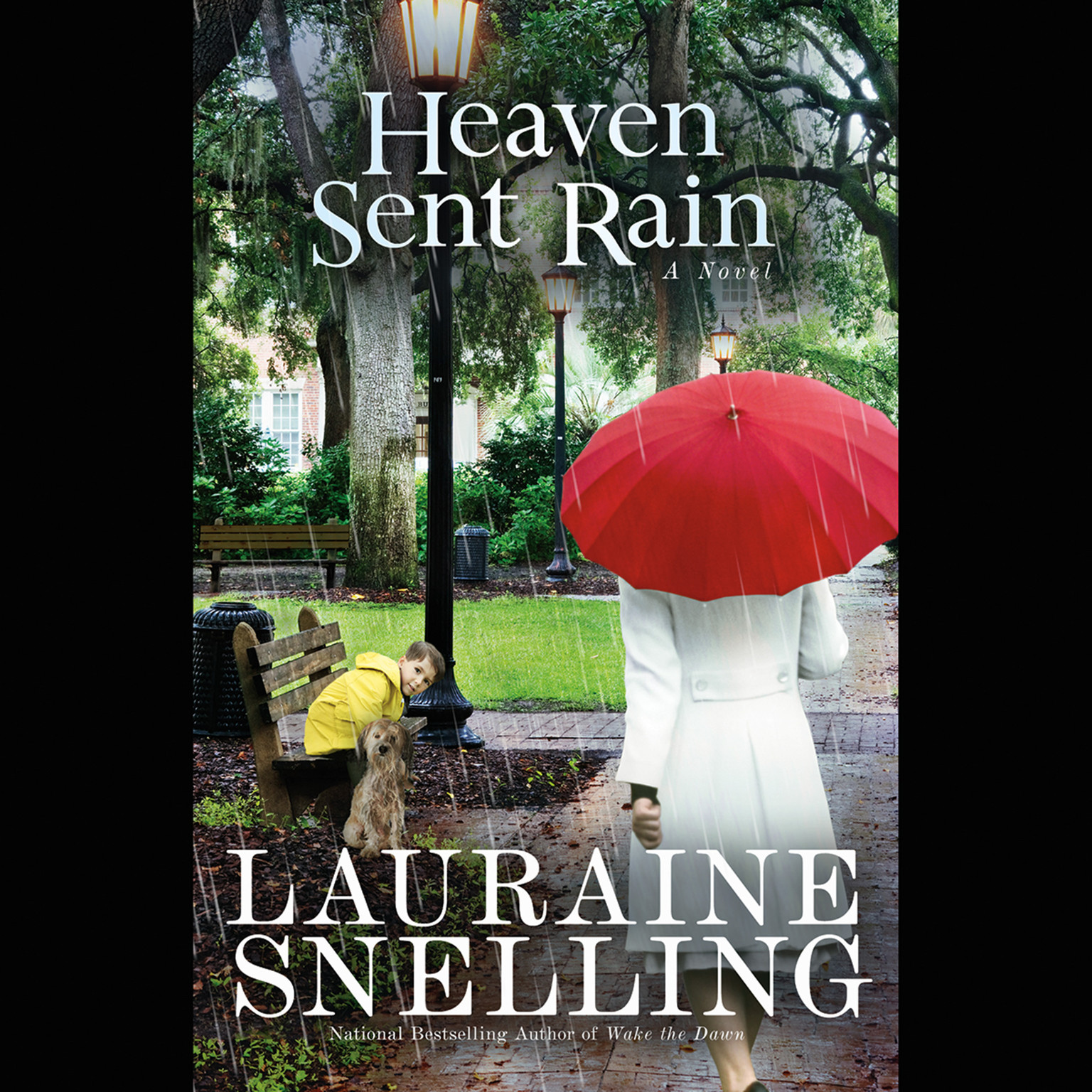 Printable Heaven Sent Rain: A Novel Audiobook Cover Art
