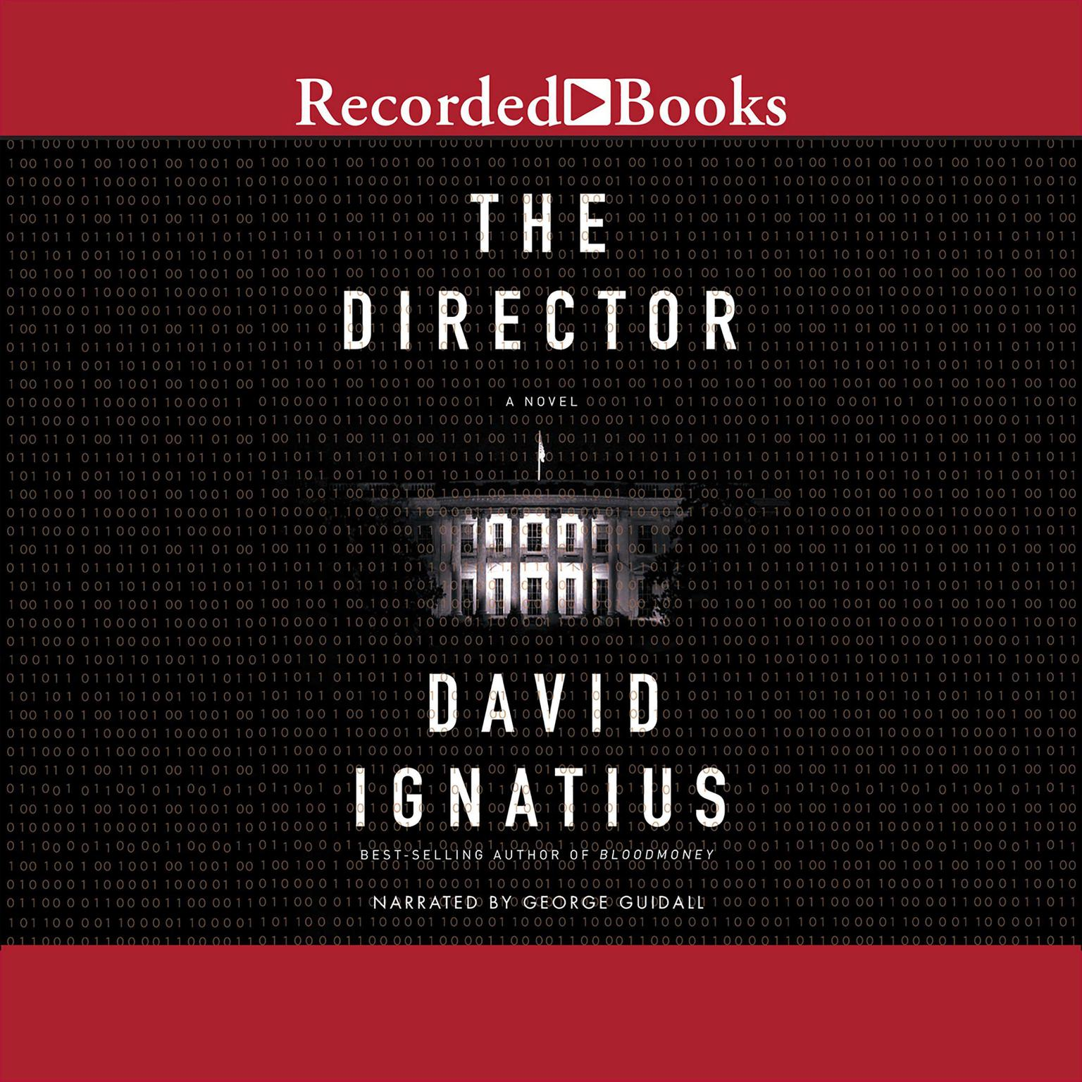 Printable The Director: A Novel Audiobook Cover Art