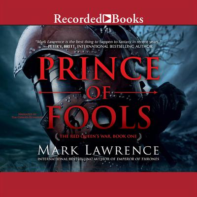 Prince of Fools Audiobook, by