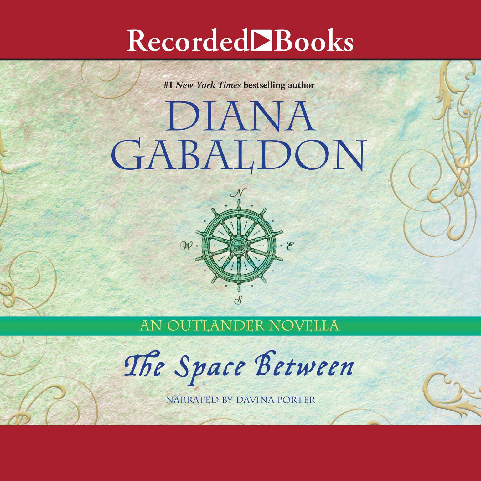 Printable The Space Between: An Outlander Novella Audiobook Cover Art