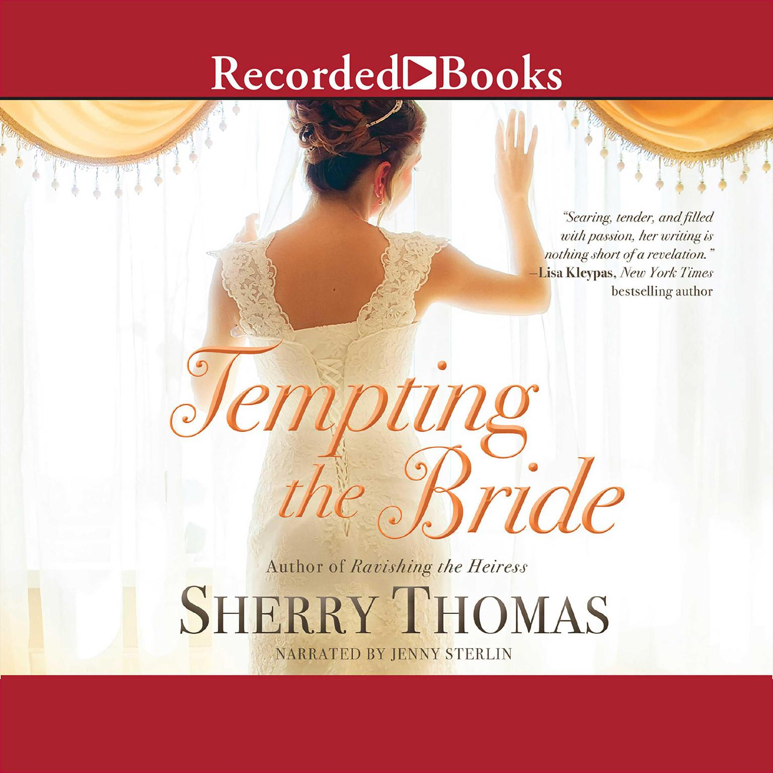 Printable Tempting the Bride Audiobook Cover Art