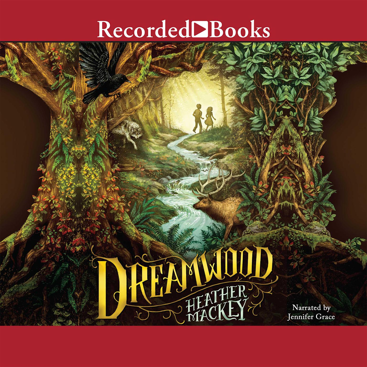 Printable Dreamwood Audiobook Cover Art