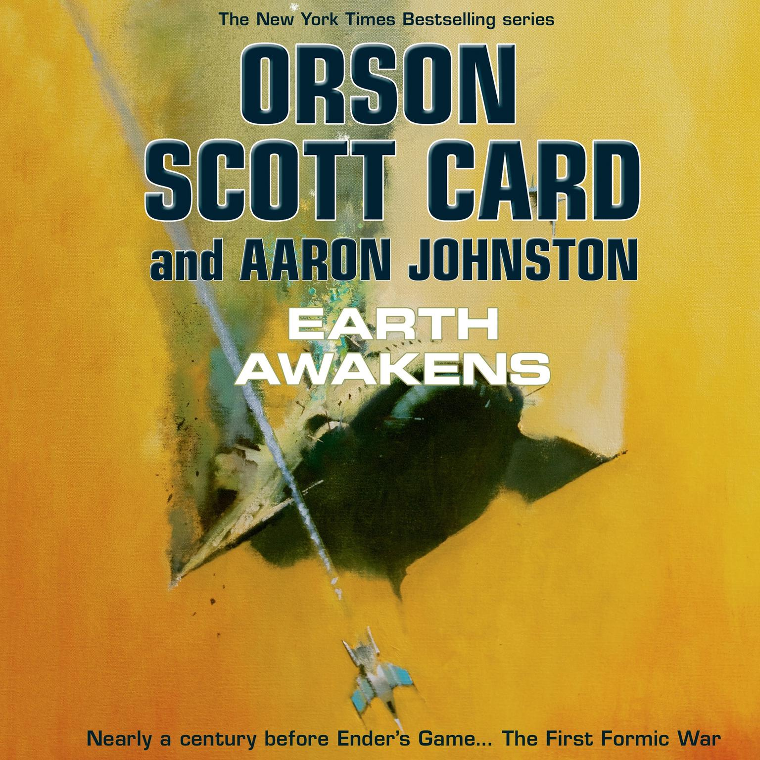 Printable Earth Awakens Audiobook Cover Art