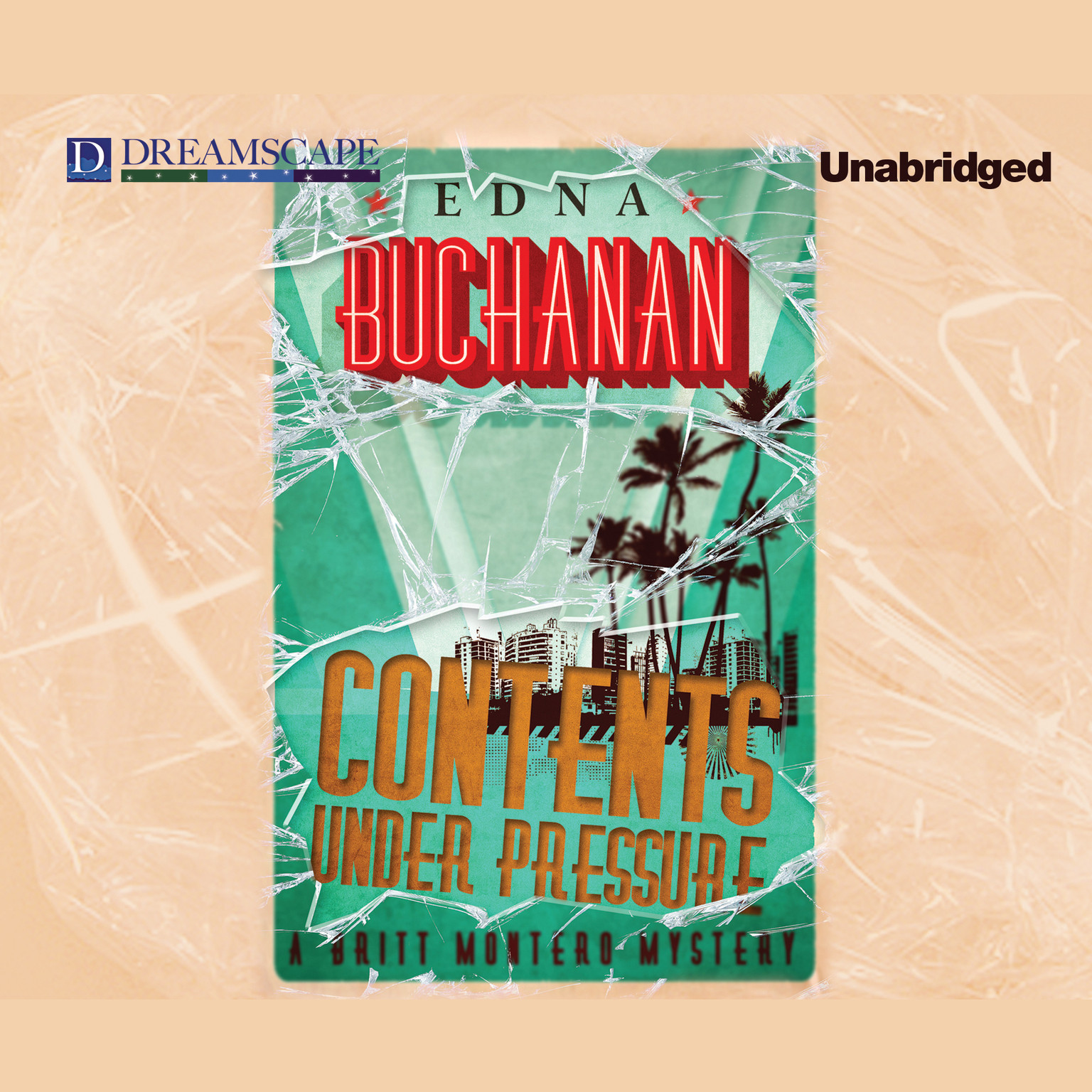 Printable Contents Under Pressure Audiobook Cover Art