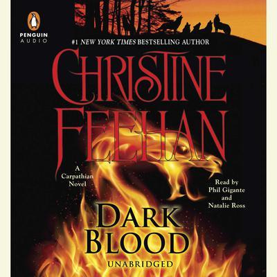 Dark Blood Audiobook, by Christine Feehan