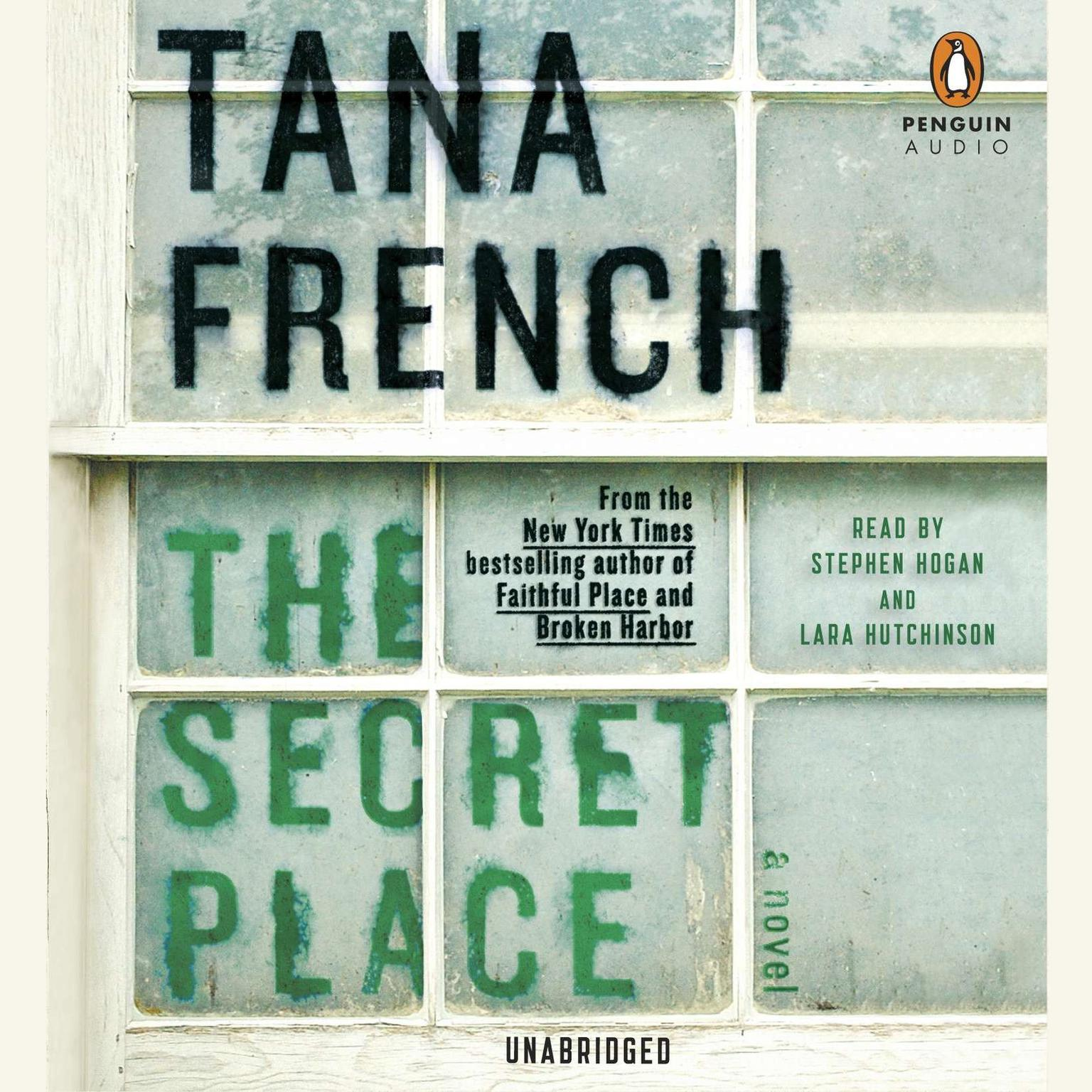 Printable The Secret Place: A Novel Audiobook Cover Art