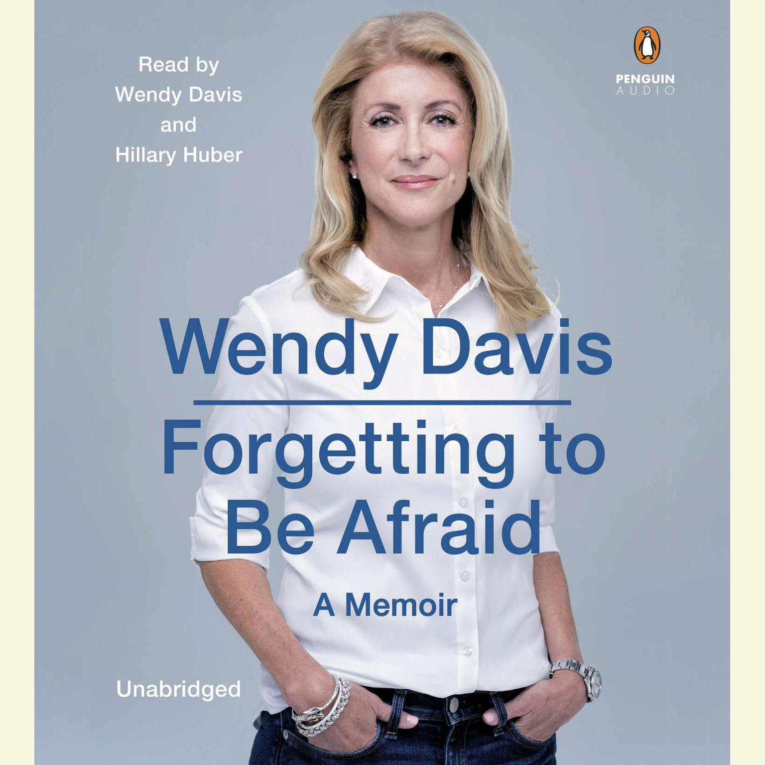 Printable Forgetting to Be Afraid: A Memoir Audiobook Cover Art