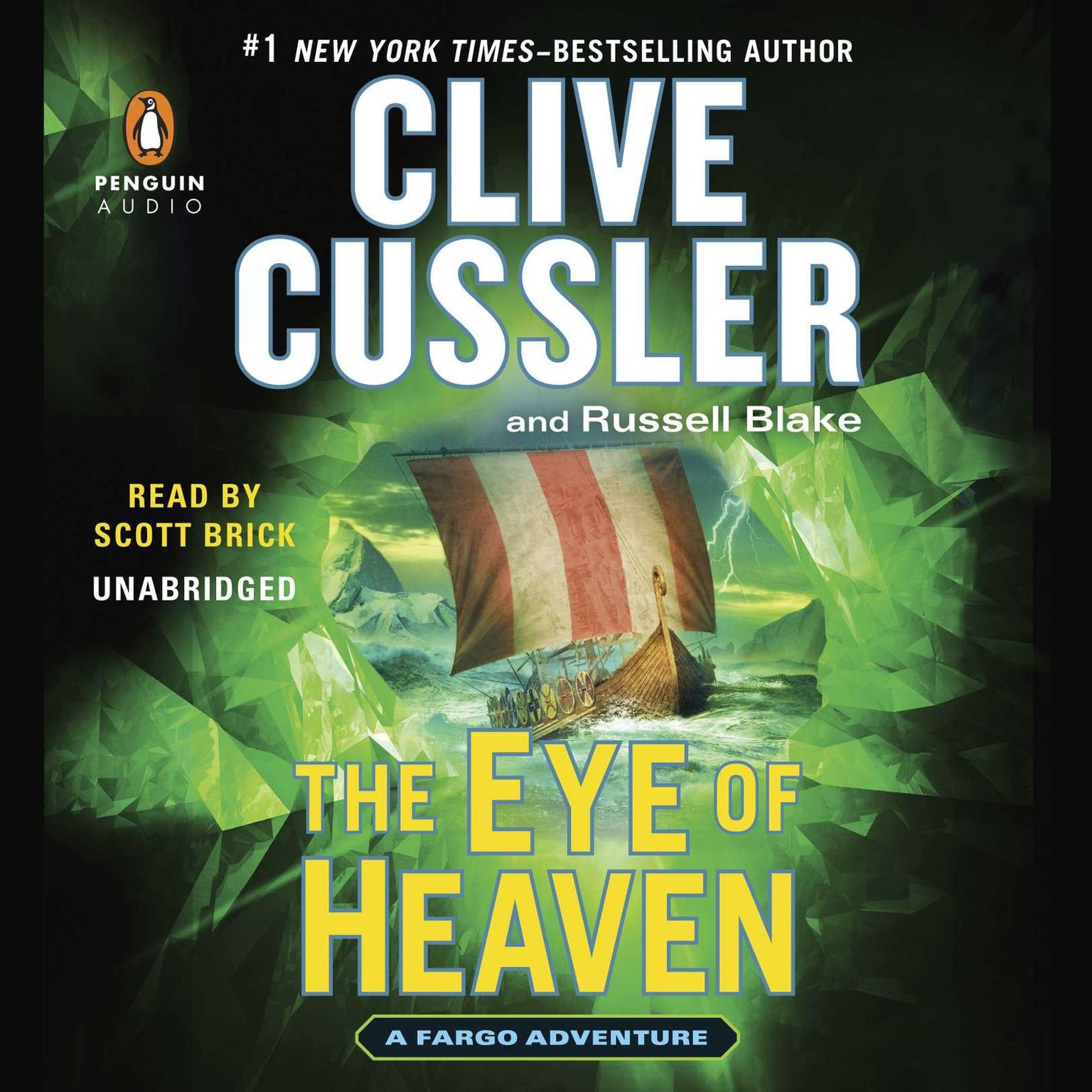 Printable The Eye of Heaven Audiobook Cover Art