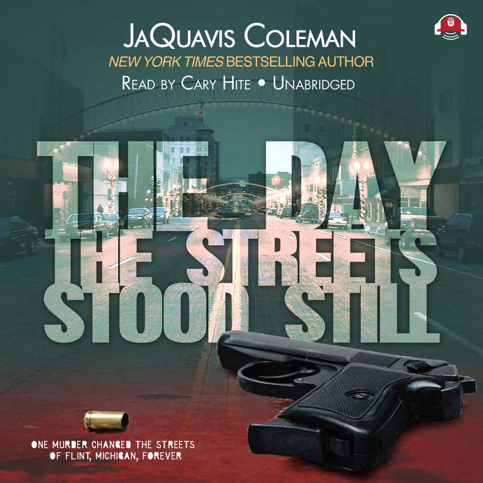 Printable The Day the Streets Stood Still Audiobook Cover Art