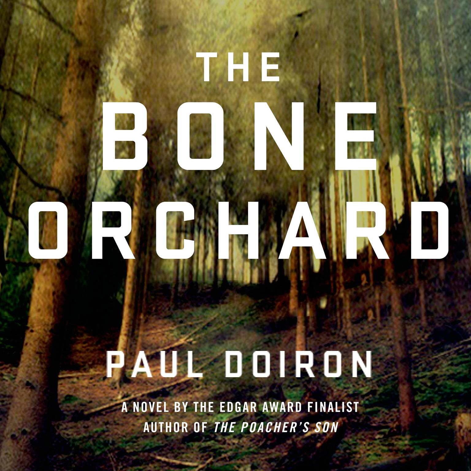 Printable The Bone Orchard: A Novel Audiobook Cover Art