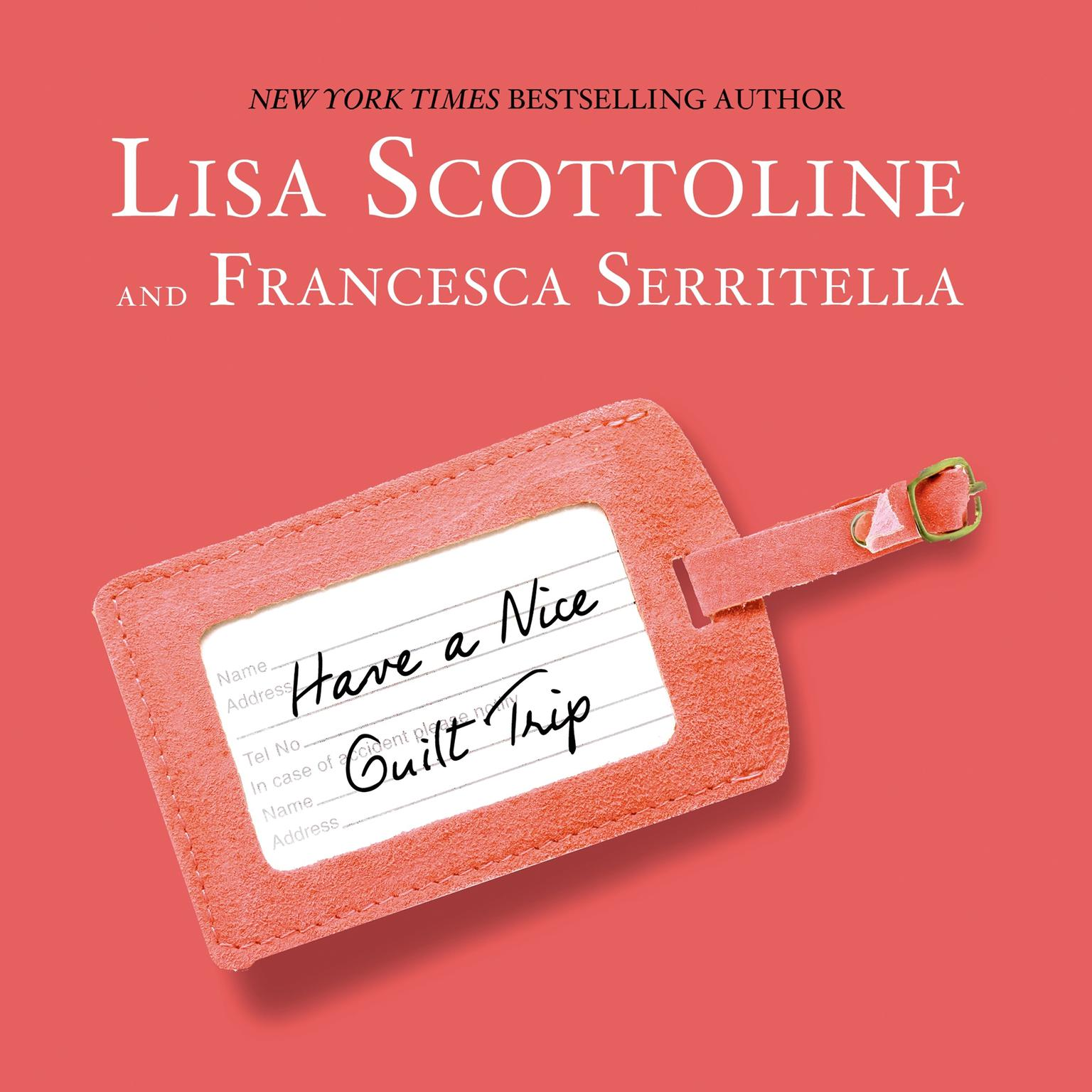 Printable Have a Nice Guilt Trip Audiobook Cover Art