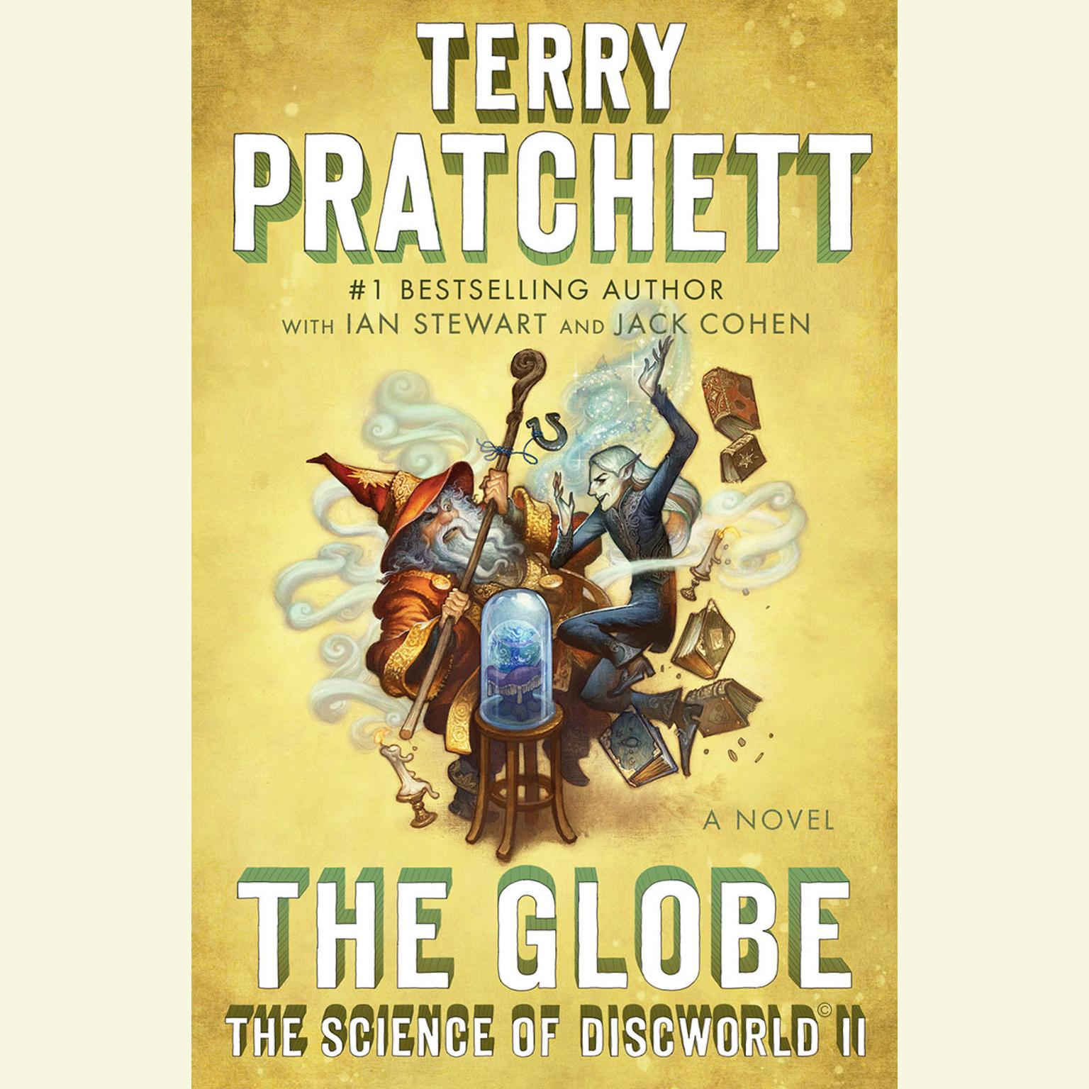 Printable The Globe: The Science of Discworld II Audiobook Cover Art