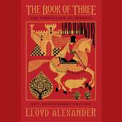 The Chronicles of Prydain, Books 1 & 2, by Lloyd Alexander