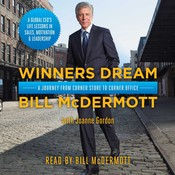 Winners Dream: A Journey from Corner Store to Corner Office, by Bill McDermott