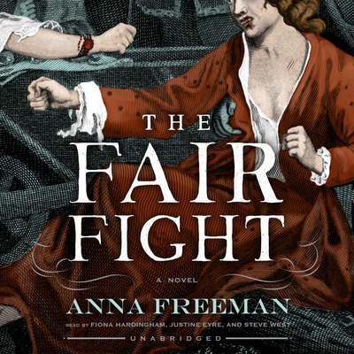 The Fair Fight Audiobook, by Anna Freeman
