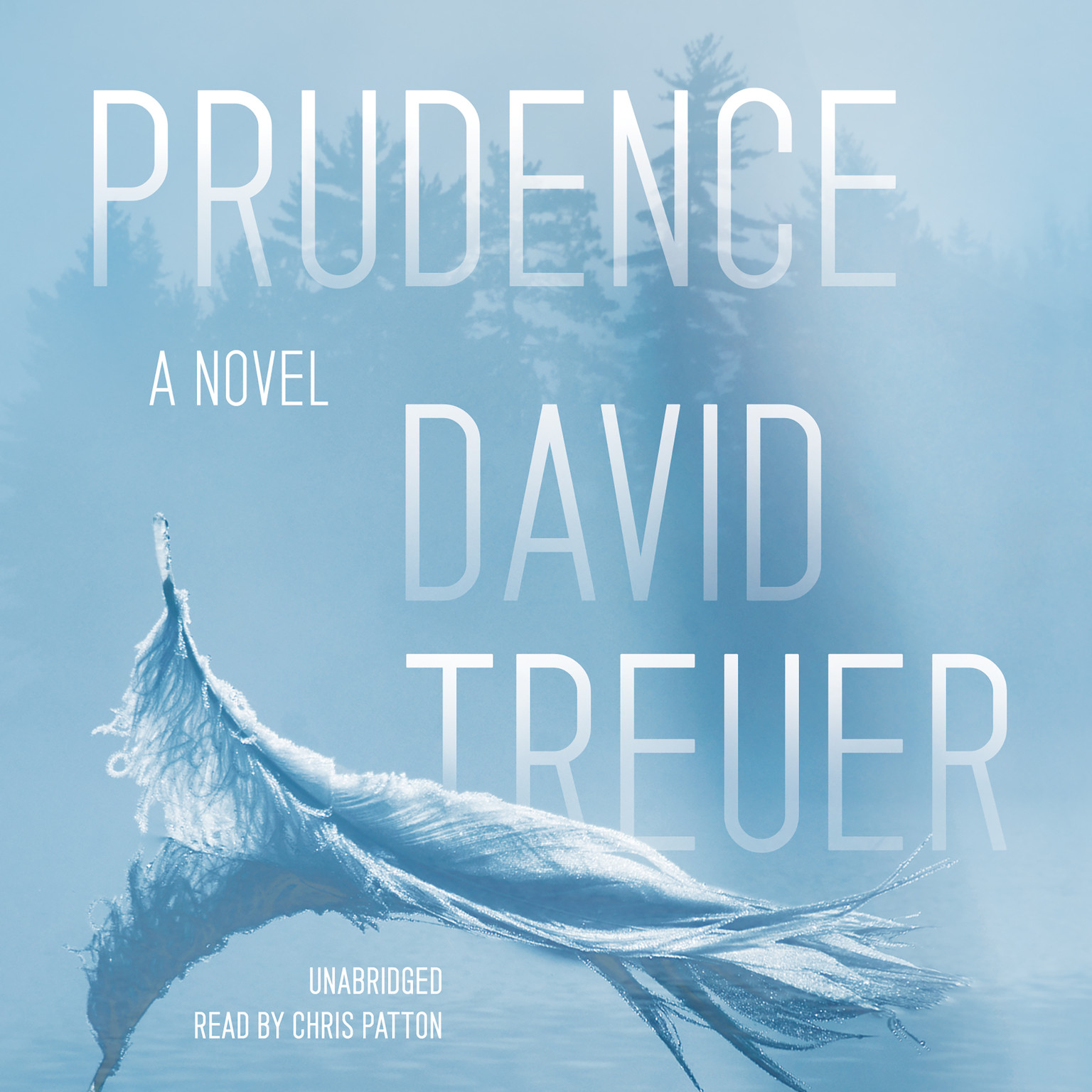 Printable Prudence Audiobook Cover Art