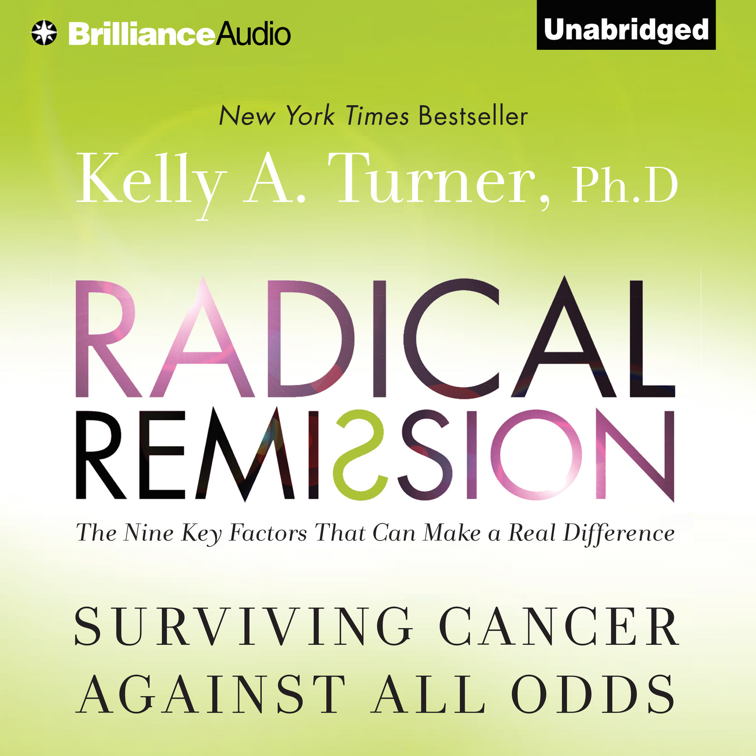 Printable Radical Remission: Surviving Cancer Against All Odds Audiobook Cover Art