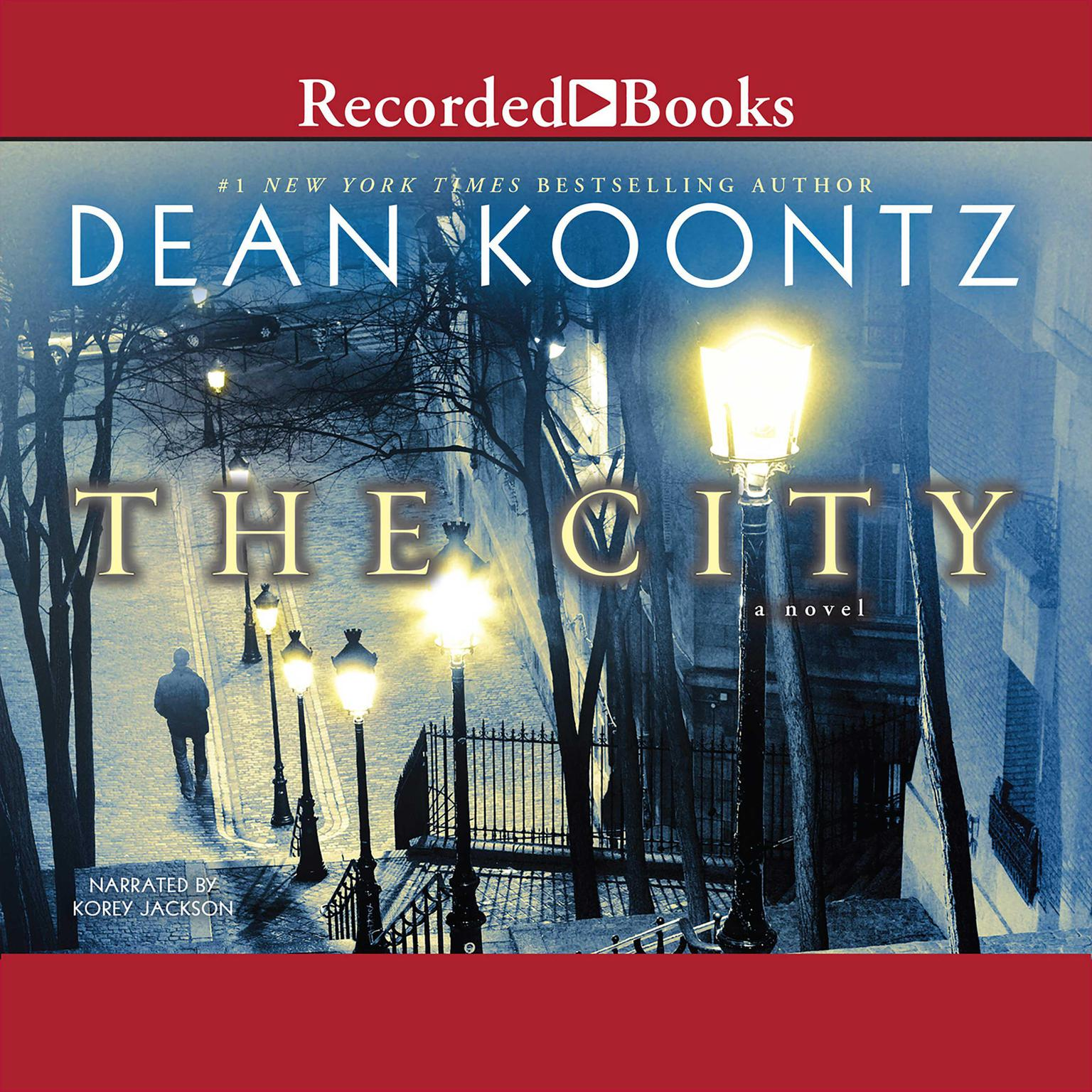 Printable The City Audiobook Cover Art