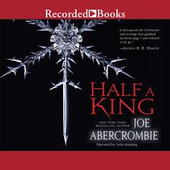 Half a King Audiobook, by Joe Abercrombie