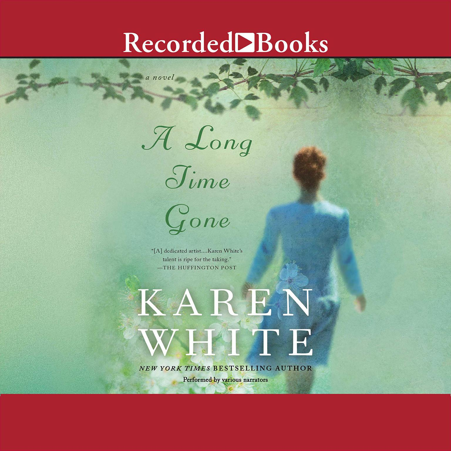 Printable A Long Time Gone Audiobook Cover Art