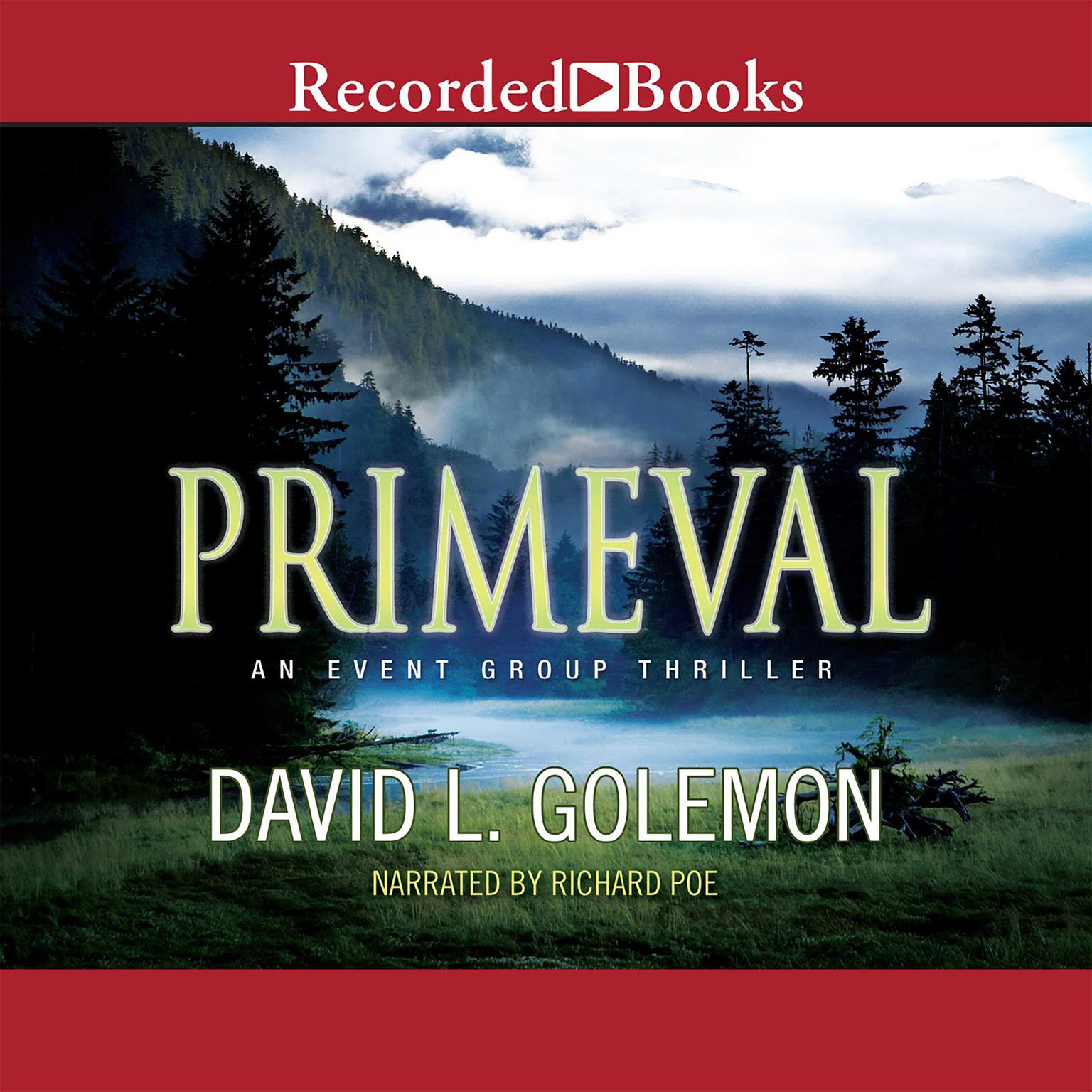 Printable Primeval Audiobook Cover Art