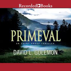 Primeval Audiobook, by David L. Golemon