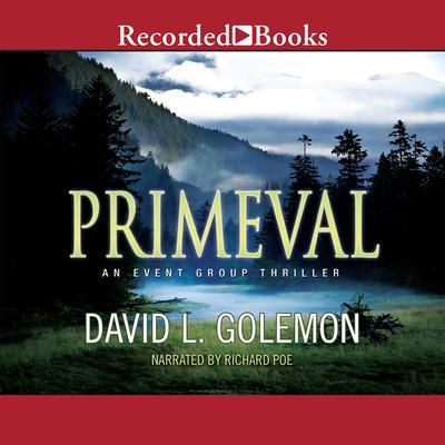 Primeval Audiobook, by David L. Golemon