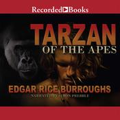 Tarzan of the Apes, by Edgar Rice Burroughs