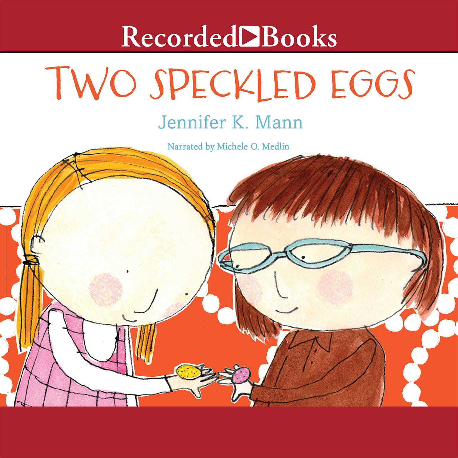 Printable Two Speckled Eggs Audiobook Cover Art
