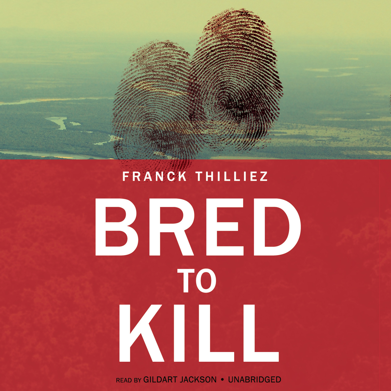 Printable Bred to Kill Audiobook Cover Art
