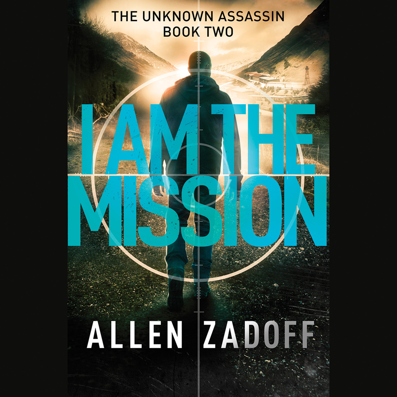 Printable I Am the Mission Audiobook Cover Art
