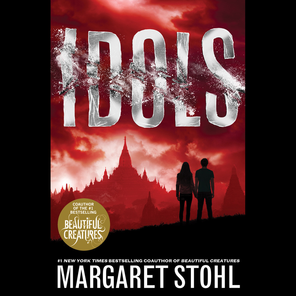 Printable Idols Audiobook Cover Art