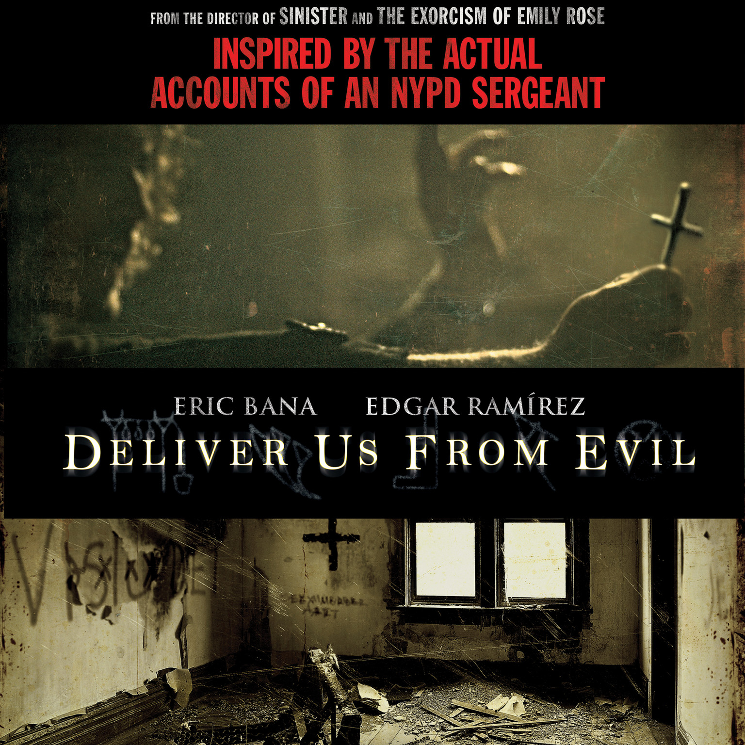 Printable Deliver Us from Evil: A New York City Cop Investigates the Supernatural: A New York City Cop Investigates the Supernatural Audiobook Cover Art
