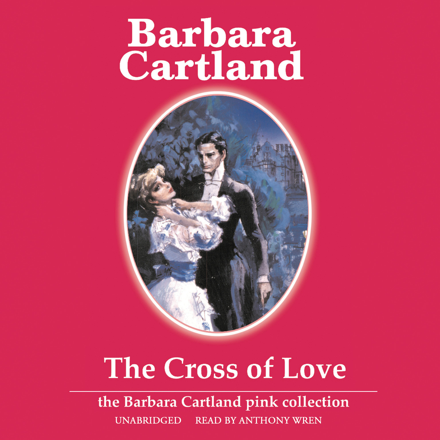 Printable The Cross of Love Audiobook Cover Art