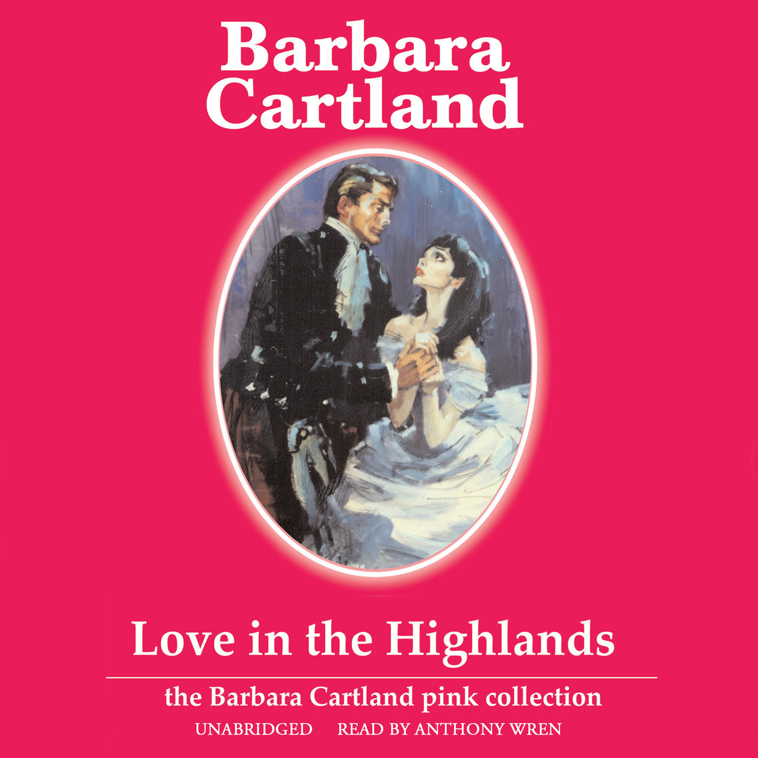 Printable Love in the Highlands Audiobook Cover Art