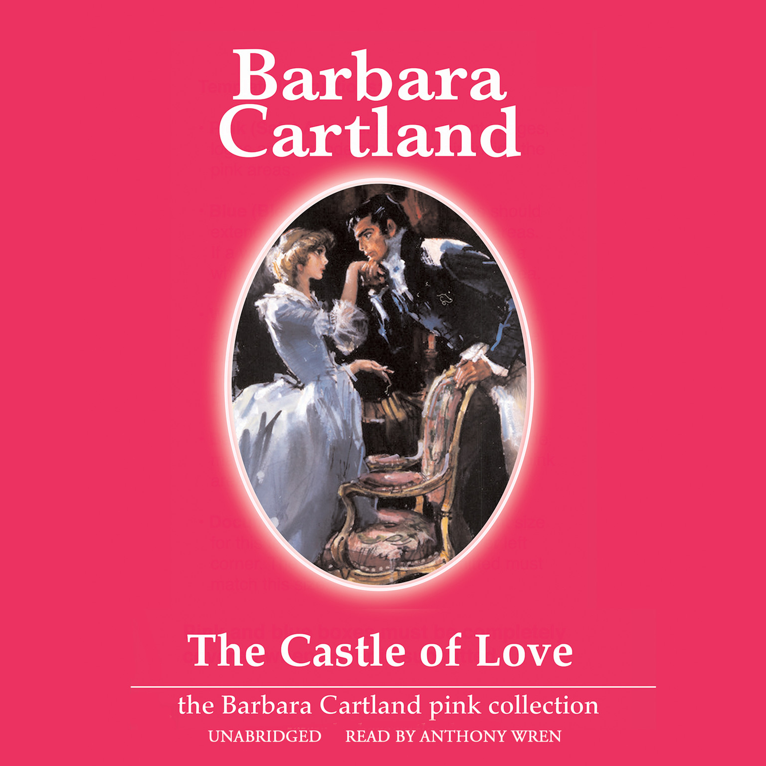 Printable The Castle of Love Audiobook Cover Art