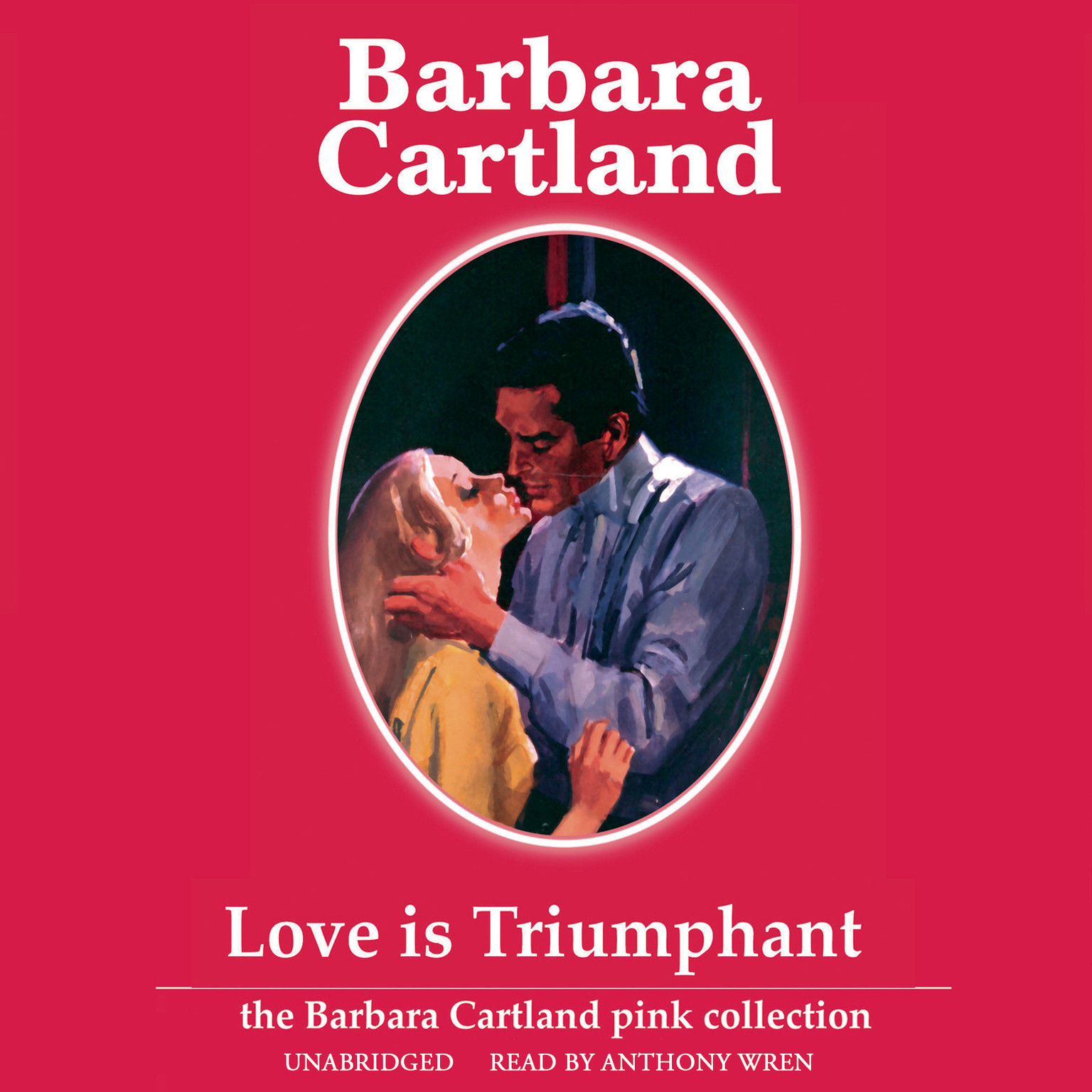 Printable Love Is Triumphant Audiobook Cover Art