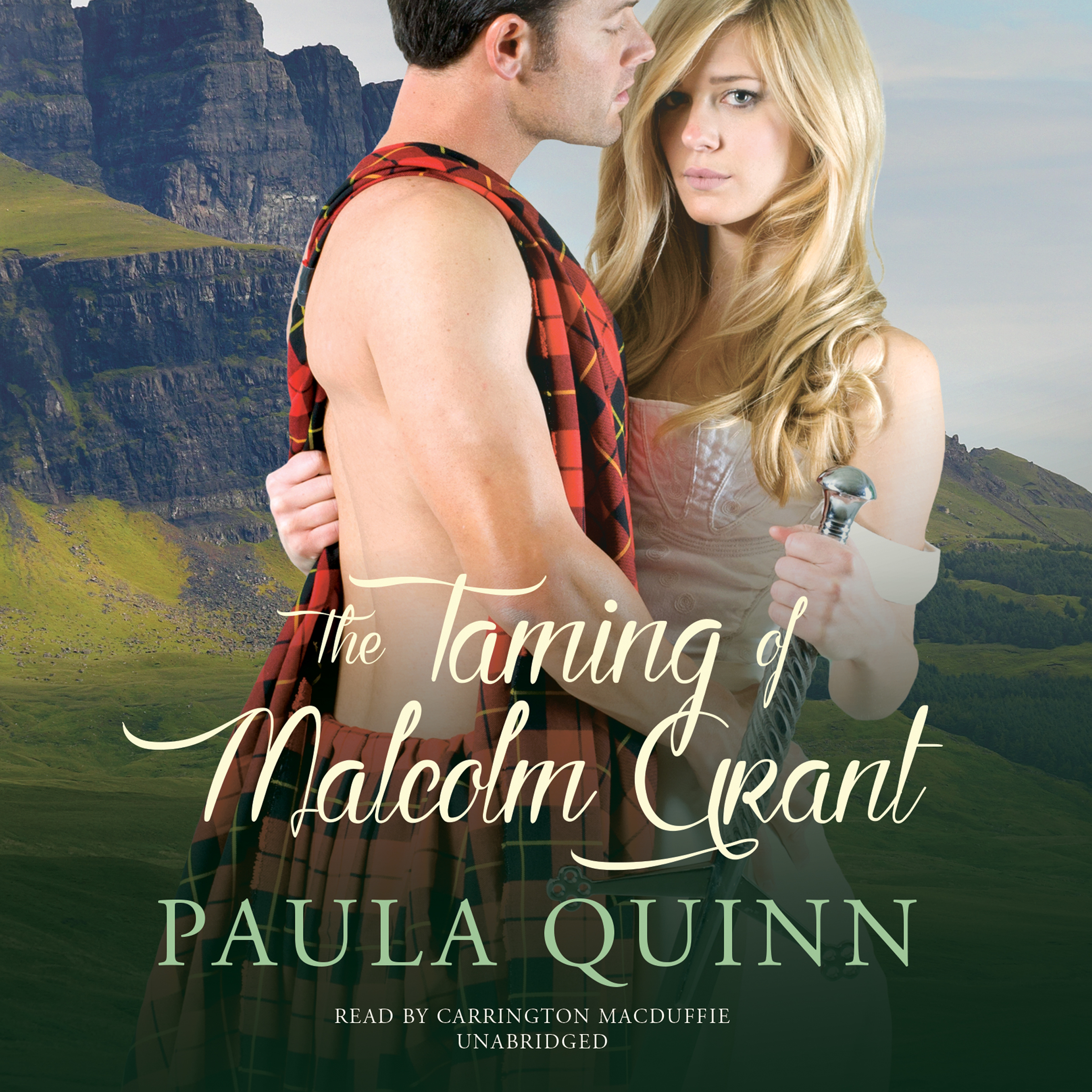 Printable The Taming of Malcolm Grant Audiobook Cover Art