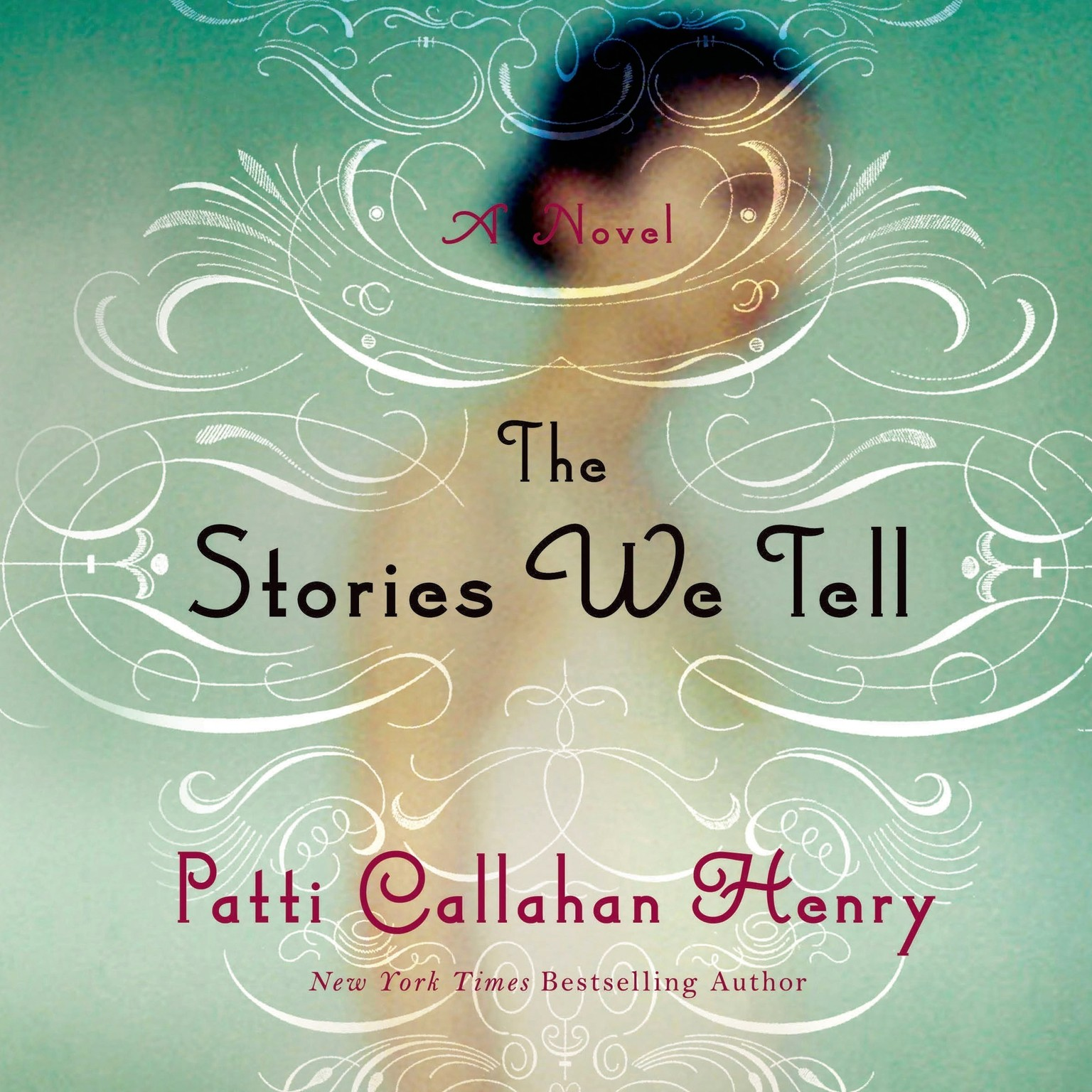 Printable The Stories We Tell: A Novel Audiobook Cover Art