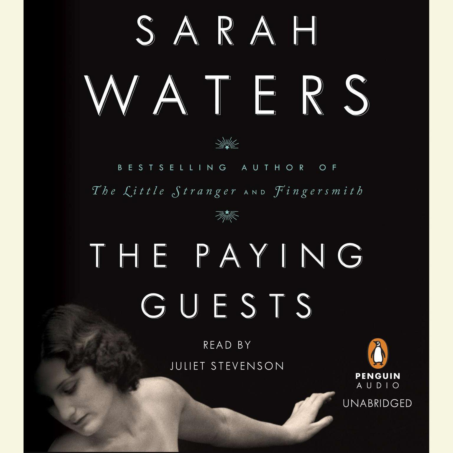 Printable The Paying Guests Audiobook Cover Art