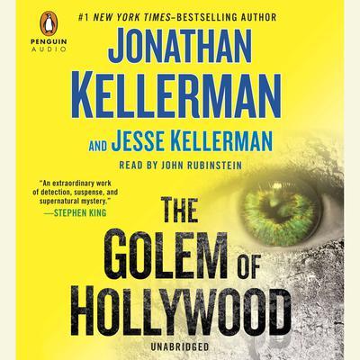 The Golem of Hollywood Audiobook, by Jonathan Kellerman