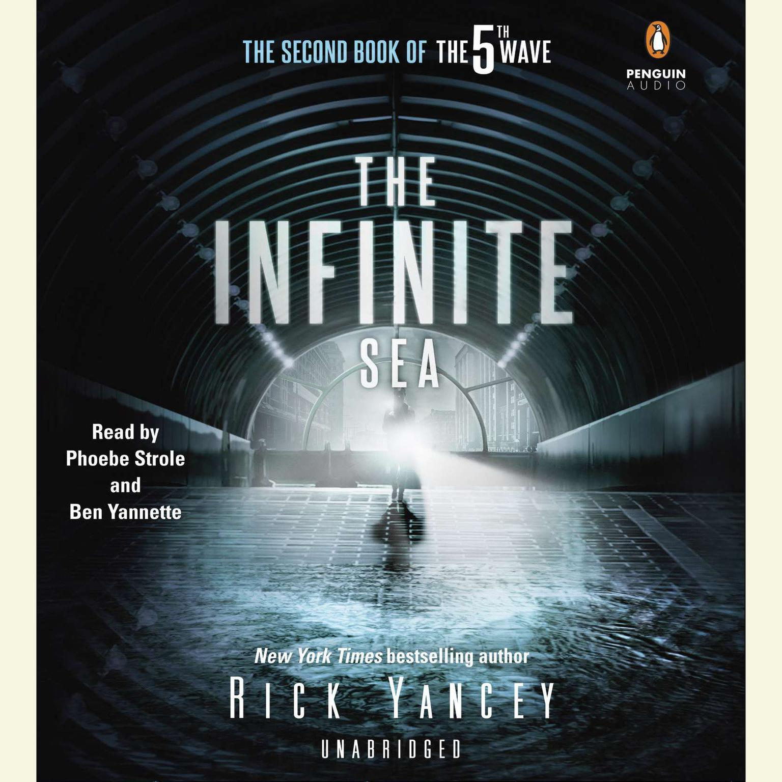 Printable The Infinite Sea: The Second Book of the 5th Wave Audiobook Cover Art