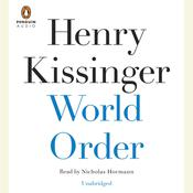 World Order Audiobook, by Henry Kissinger