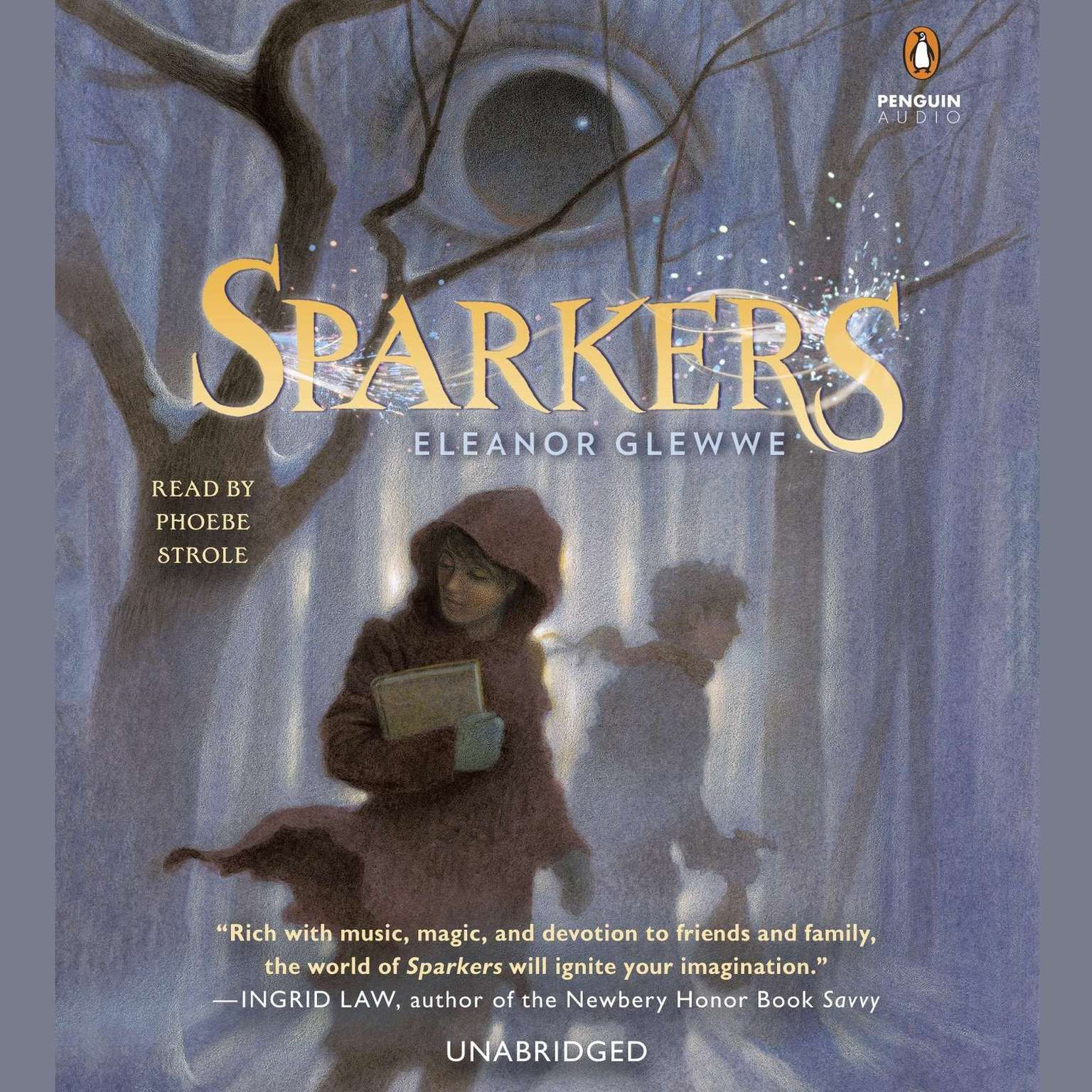 Printable Sparkers Audiobook Cover Art