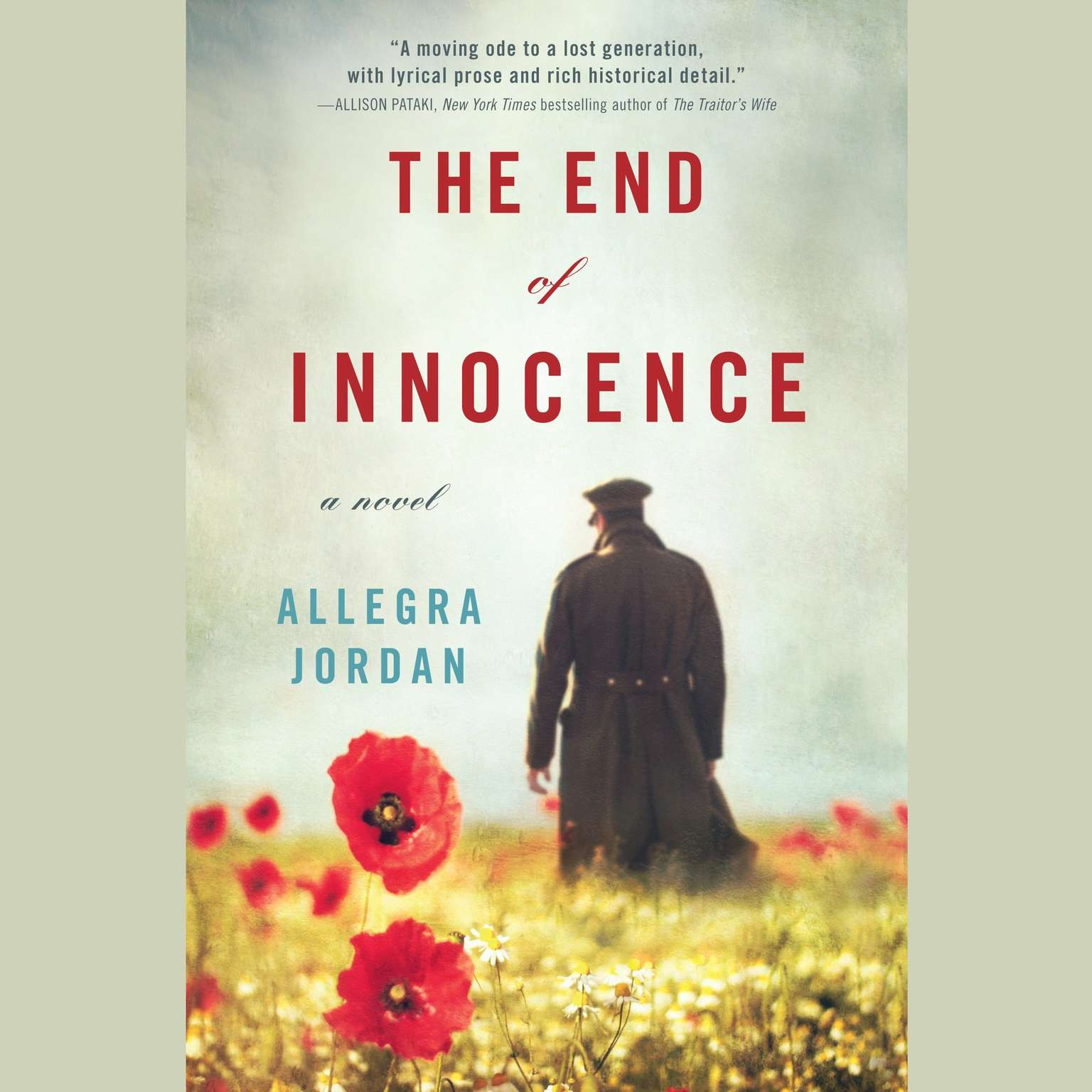 Printable The End of Innocence: A Novel Audiobook Cover Art