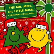 The Mr. Men Holiday Collection: Mr. Men: The Twelve Days of Christmas; Mr. Men: The Night Before Christmas; Mr. Men: A Christmas Carol, by Adam Hargreaves, Roger Hargreaves