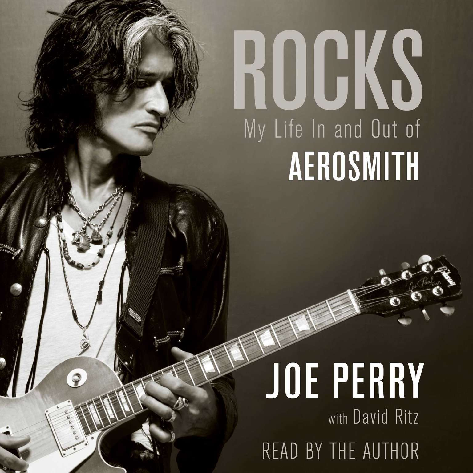 Printable Rocks: My Life In and Out of Aerosmith Audiobook Cover Art