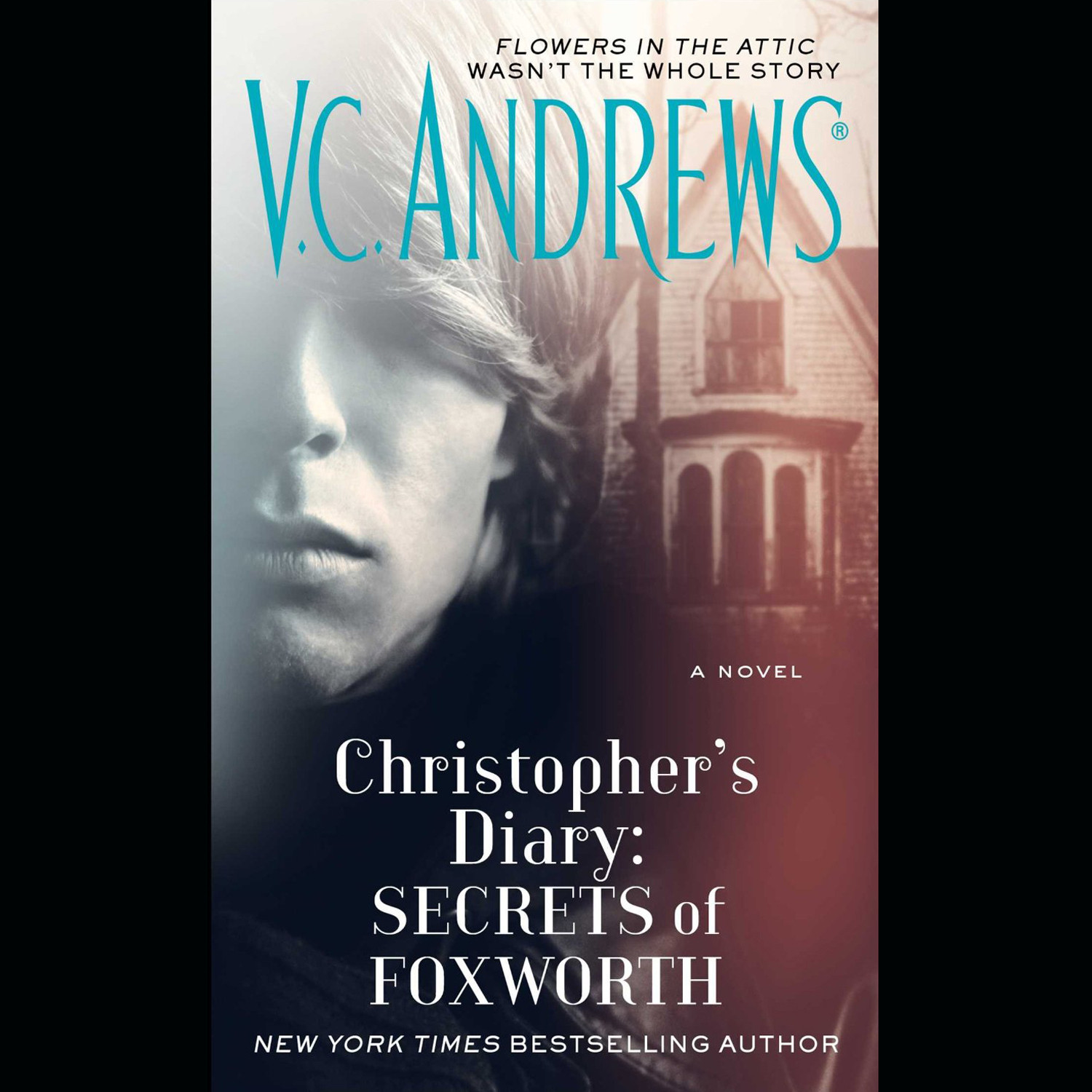 Printable Christopher's Diary: Secrets of Foxworth Audiobook Cover Art