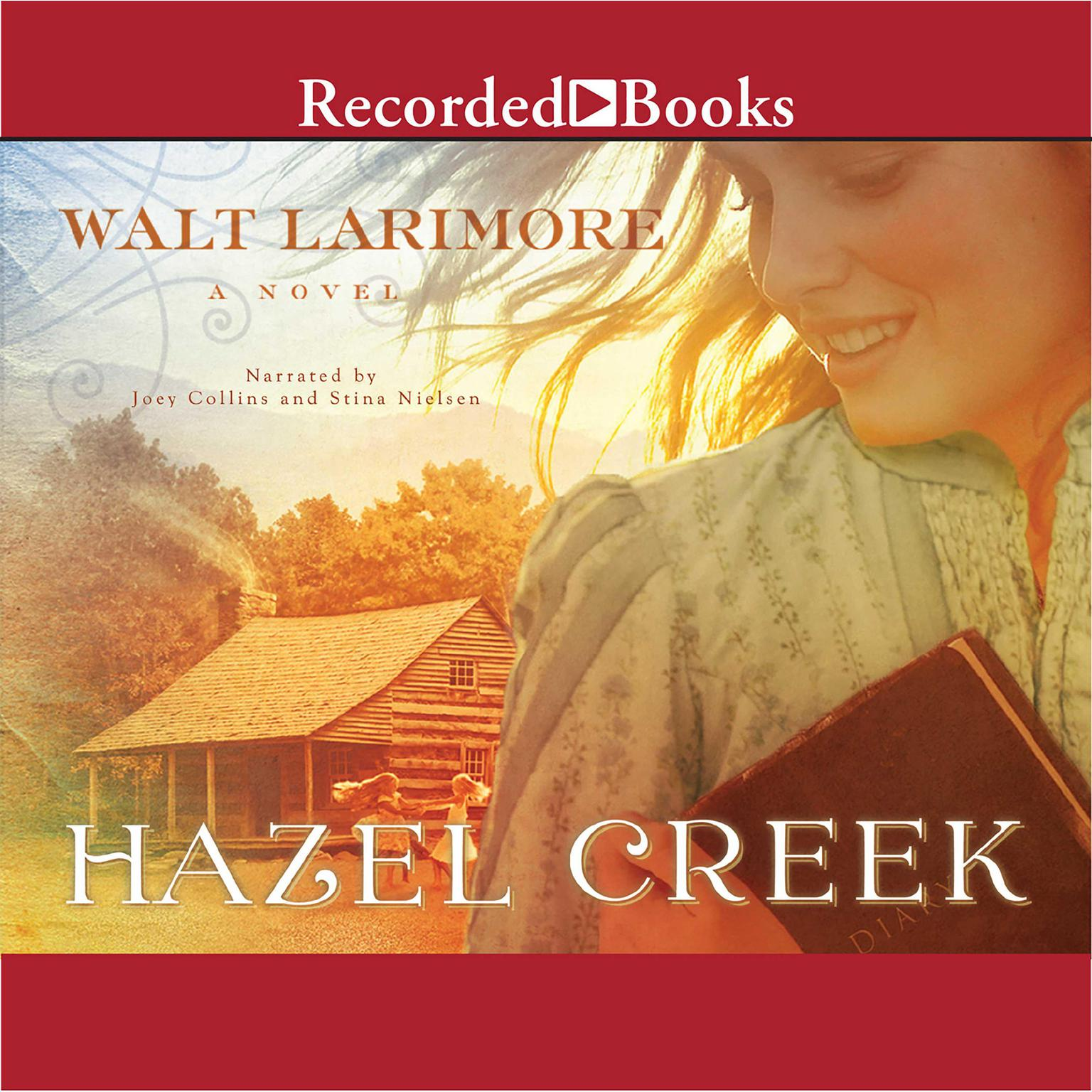 Printable Hazel Creek Audiobook Cover Art