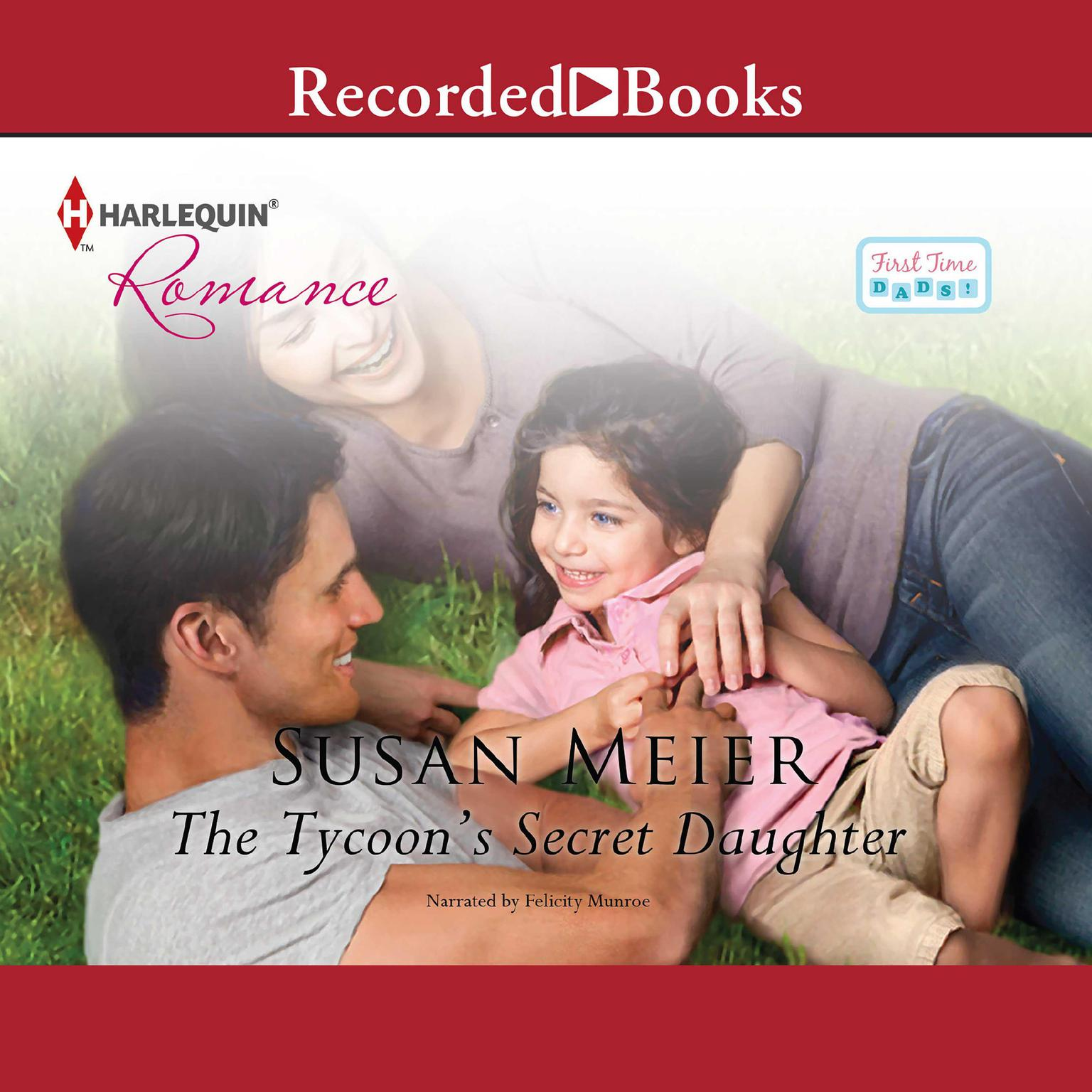 Printable The Tycoon's Secret Daughter Audiobook Cover Art